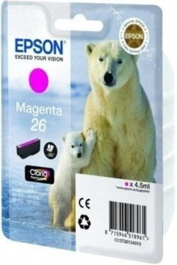 CARTUCCIA INCHIOSTRO MAGENTA PER EXPRESSION PREMIUM XP600/605/700/800 (4,5ML)