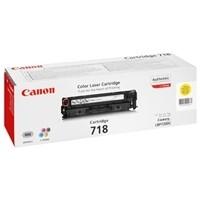 CARTUCCIA COMPATIBILE 718C TONER CIANO PER LBP 7200CDN (2.900PG) 1PZ