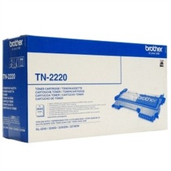 TN-2220 CARTUCCIA TONER NERO PER HL 2240D/2250DN (2.600PG) 1PZ