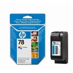 CARTUCCIA INKJET HP78