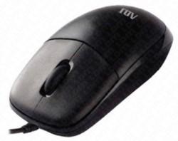 MO371 MOUSE COMPACT NERO CON INTERFACCIA USB, PS/2 - 1PZ