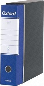 REGISTRATORE COMMERCIALE DORSO 8cm, COLORE BLU - FORMATO UTILE 23x30cm - 1PZ