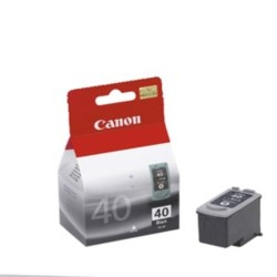 PG-40 CARTUCCIA INK NERO PER PIXMA IP 1200/1600/1700/2200 (16ml) 1PZ