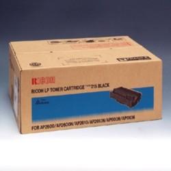 TONER NERO TYPE 215 PER AFICIO AP 600/610N/2600/2610/2610N (20.000PG) 1PZ