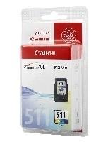 PG-510 CARTUCCIA INCHIOSTRO COLORE PER PIXMA MP 240/260/480 (9ml) 1PZ