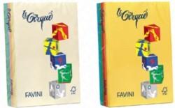 RISMA A4 (160gr/m²) COLORI ASSORTITI FORTI (50FG per colore) - 1RISMA