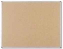 PANNELLO IN SUGHERO CON CORNICE DI ALLUMINIO (45x60cm) - 1PZ