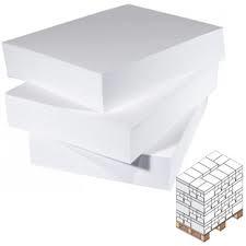 BANCALE PACCO CARTA A4 (Contiene 48 pacchi di carta uguali a 240 risme A4)